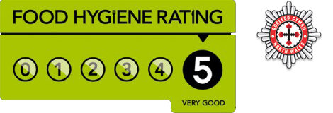 5 Satr Hygiene Rating and Fire Certificate